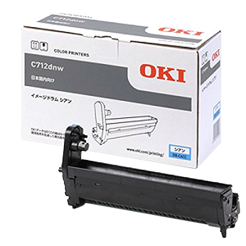 OKI/沖データ DR-C4CC / DRC4CC イメージドラム メーカー純正品
