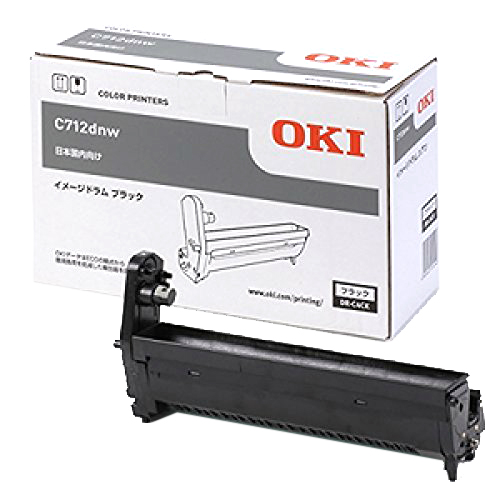 OKI/沖データ DR-C4CK / DRC4CK イメージドラム メーカー純正品