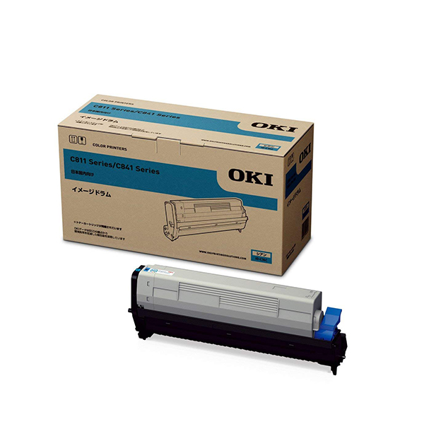 OKI/沖データ ID-C3LC/IDC3LC イメージドラム シアン メーカー純正品