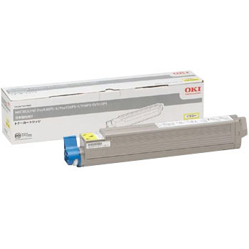 OKI/沖データ TNR-C3HY1/TNRC3HY1 トナーカートリッジ イエロー メーカー純正品