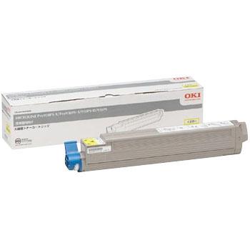 OKI/沖データ TNR-C3HY2/TNRC3HY2 大容量トナーカートリッジ イエロー メーカー純正品