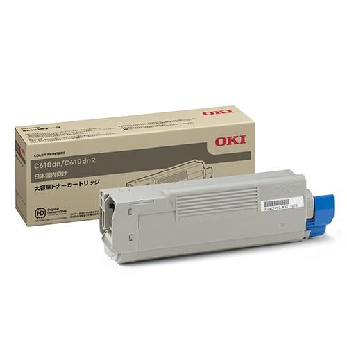 OKI/沖データ TNR-C4FM2 / TNRC4FM2 大容量トナーカートリッジ マゼンタ メーカー純正品
