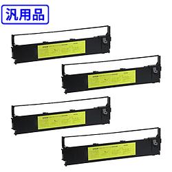 【4本セット】 エプソン/EPSON 【汎用】 VP5200RC対応 リボンカートリッジ