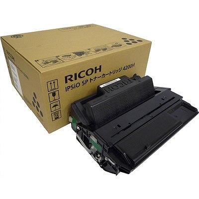 RICOH/リコー IPSiO SP トナーカートリッジ 4200H メーカー純正品
