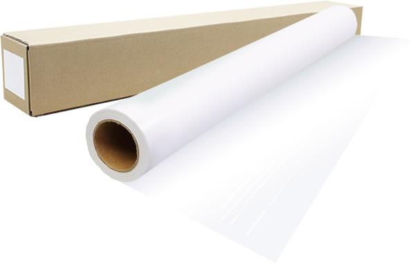 インクジェットロール紙 バックライトフィルム幅1067mm(42インチ)×長さ30m 厚0.22mm