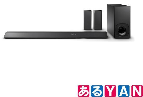 ソニー ホームシアターシステム HT-RT5 ワイヤレス5.1chシステム 4K サウンドバー 新品 送料無料