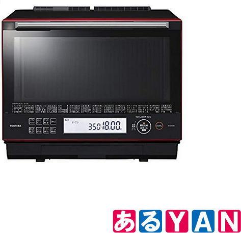 [新品][送料無料] 東芝 オーブンレンジ ER-SD5000 -R グランレッド 石窯ドーム 30L 過熱水蒸気オーブンレンジ 386レシピ掲載