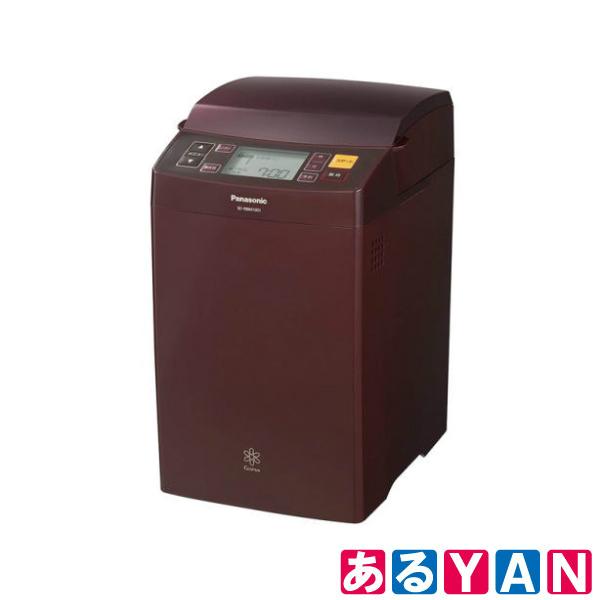 [新品][] パナソニック ホームベーカリー SD-RBM1001 -T ブラウン ゴパン GOPAN 1斤タイプ お米でパンができる!