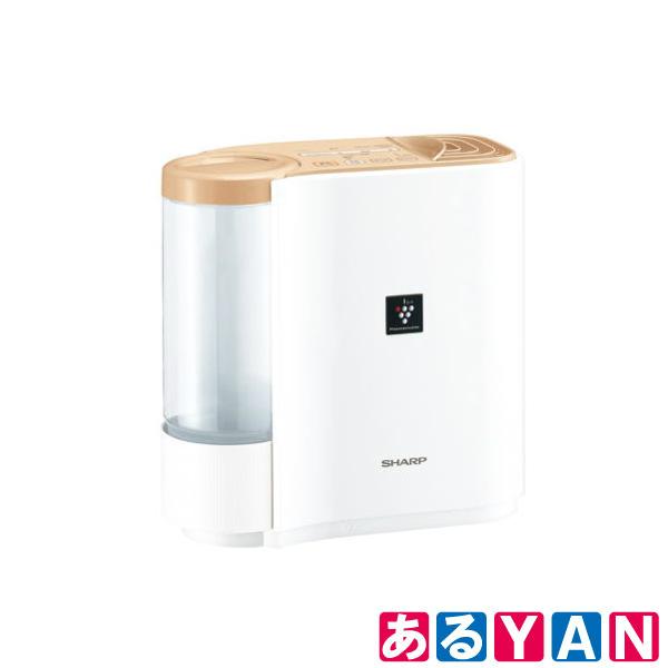 [新品][送料無料] シャープ 加湿機 HV-G30 -C ベージュ系 木造和室5畳/プレハブ洋室8畳 気化式・パーソナルタイプ プラズマクラスター搭載