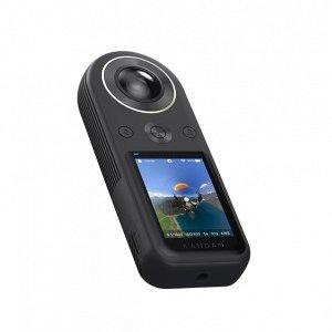 KANDAO QooCam8K アクションカメラ 世界最小の8K撮影 360度 2.4インチタッチスクリーン 4月17日入荷予定