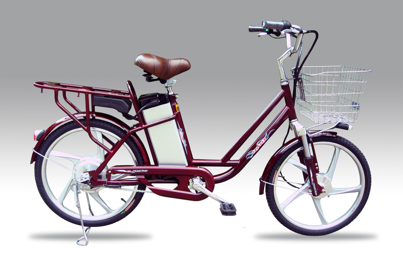 電動自転車(モペット版)「SPIRITS-X」48V11AH版大容量リチウムイオン電池搭載!ロング航続 最高速30km/h走行 350Wモーター搭載 カゴ付 22インチ