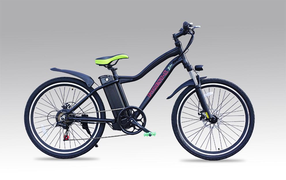税込み★MTBフル電動フルアルミ製マウンテンバイク自転車 「フォルスト-X」