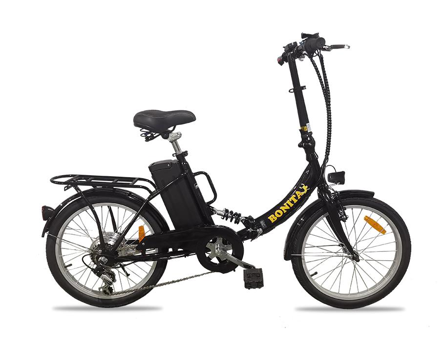 モペット版電動自転車 E-BIKE20PLUS 折りたたみタイプ 20インチ 保証 36Vリチウムイオンバッテリー版 SHIMANO製6段変速付 春の新作続々 LED照明付 E-BIKE20PLUS-L