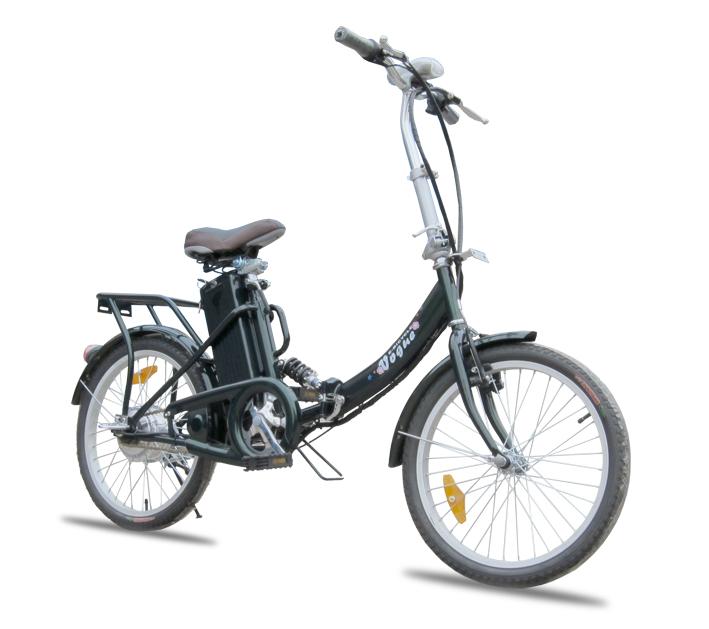 期間限定★アルザン モペット版 電動機付自転車 E-BIKE20 20インチ 折りたたみタイプ