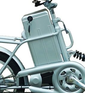 アルザン 36V版E-bike16専用バッテリー 36V12AH 36*16*11cm
