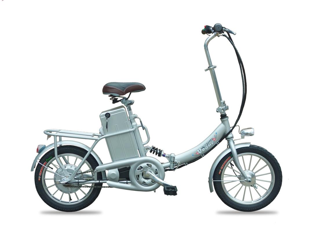 モペット型電動自転車 36V版E-Bike16 36V12AH 折りたたみタイプ 16インチ