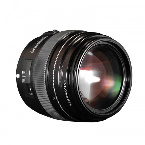 YN100mm F2N 単焦点レンズ ニコン Fマウント nikon レンズ ニコン 単焦点 レンズ