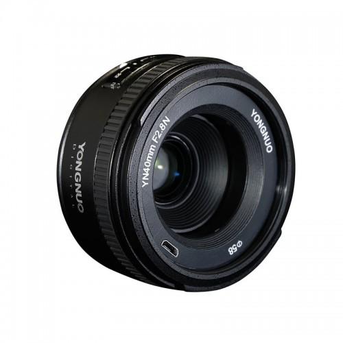 YN40mm F2.8N 単焦点レンズ ニコン Fマウント nikon レンズ ニコン 単焦点 レンズ