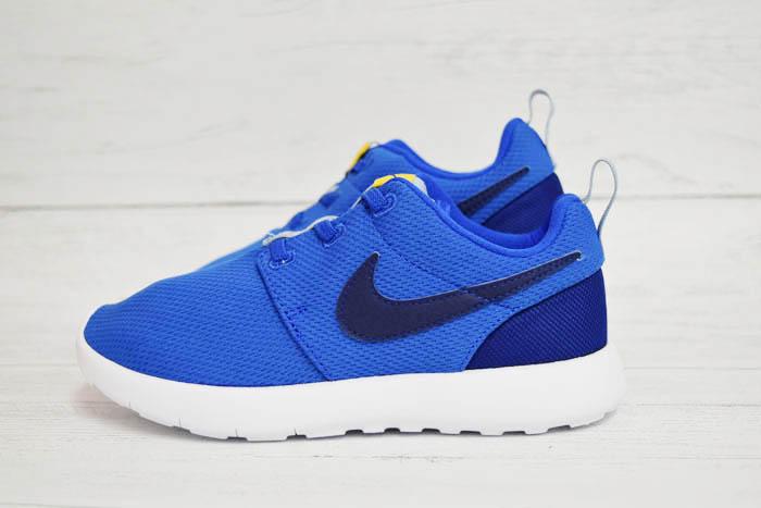 Nike Roshe One TDV as-stock: NIKE ROSHE ONE (TDV) HYPR CBLT/DP RYL BL-VRSTY ナイキ ...