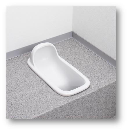 アサヒ衛陶 非水洗トイレ 和風便器 半底大便器 C2