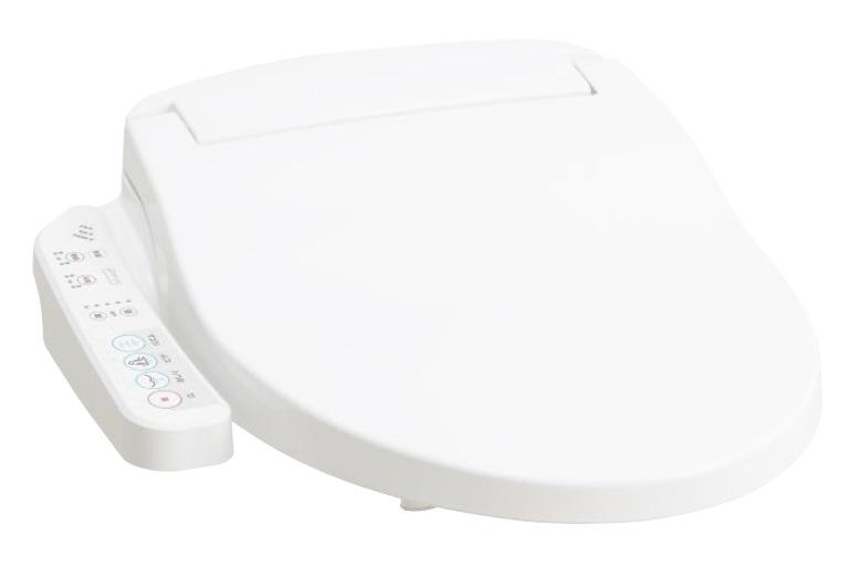 アサヒ衛陶 温水洗浄便座 温水便座 サンウォッシュ 脱臭機能なし 袖付きタイプ DLNC120 本体操作のベーシックタイプ