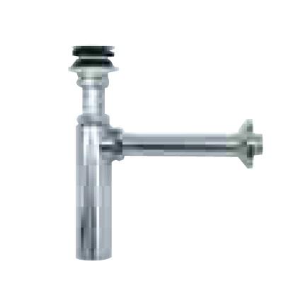 美術工芸 手洗鉢推奨品 手洗器用 アフレなし 排水トラップ 壁排水ボトルトラップ LF-731PAL-NT