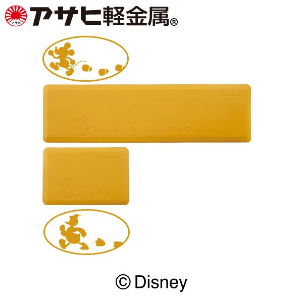 「ドクターマット(L)(Spot)セット《Disney》柄:ミッキーマウス・ドナルドダック」ディズニー 厚手 抗菌 撥水 ギフト [アサヒ軽金属公式ショップ]