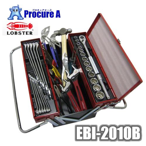 【送料無料】エビ/ロブテックス エビちゃん工具セット EBI-2010B /794-4993/LOBSTER/EBI2010B/