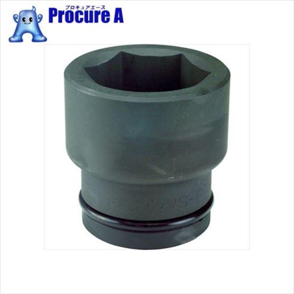 FPC インパクト ショート ソケット 差込角38.1mm 対辺80mm (3. 1.1/2WS-80 ▼769-5578 フラッシュツール(株)