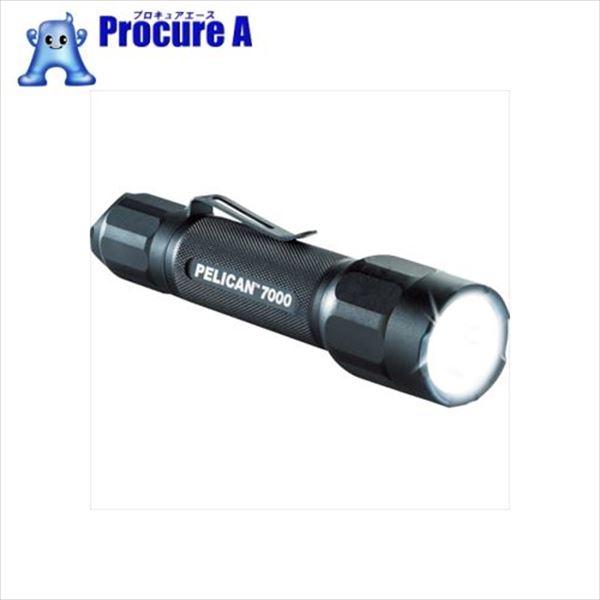 PELICAN 7000 タクティカル LEDライト 0700000000110 ▼818-5711 PELICAN PRODUCTS社