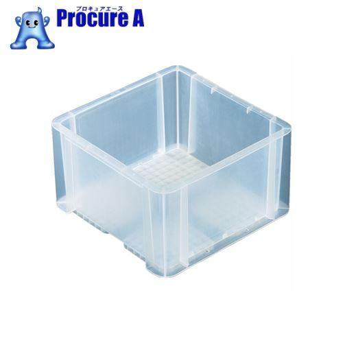 信頼 会社設立50年の安心感 迅速な対応で商品をお届け致します リス 信頼 TP規格コンテナーTP-332B 透明 TM 岐阜プラスチック工業 TP-332B 株 396-0714