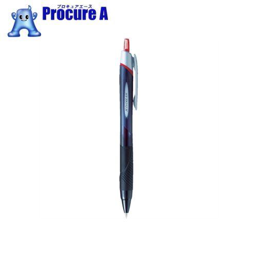 会社設立50年の安心感 迅速な対応で商品をお届け致します 通販 uni ジェットストリームボールペン 極細 0.38 SXN15038.15 439-9919 三菱鉛筆 記念日 株 赤