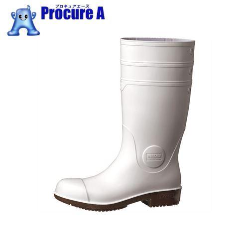 会社設立50年の安心感 迅速な対応で商品をお届け致します (人気激安) ミドリ安全 超耐滑先芯入り長靴 ハイグリップ 株 大注目 125-6244ミドリ安全 27.0CMNHG1000SPW27.0 ホワイト NHG1000スーパー