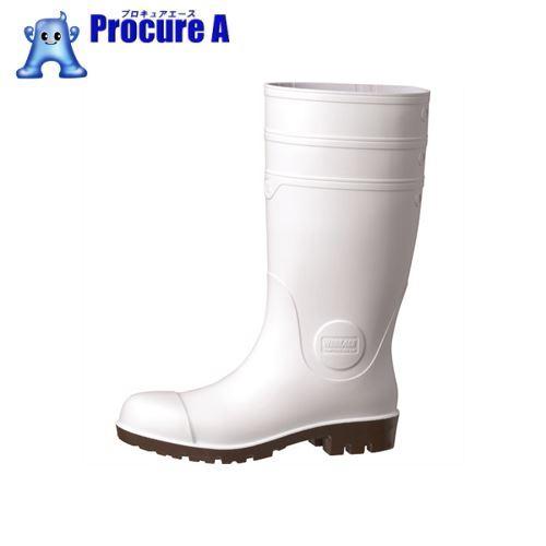 会社設立50年の安心感 迅速な対応で商品をお届け致します ミドリ安全 お買い得 耐油 耐薬 安全長靴 ワークエース WEB限定 25.5CM NW1000スーパー 株 NW1000SP-W-25.5 ホワイト 125-2284