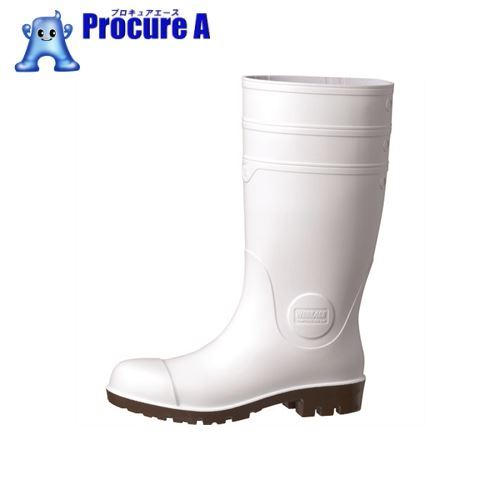 会社設立50年の安心感 迅速な対応で商品をお届け致します ミドリ安全 耐油 耐薬 安全長靴 ワークエース 125-2289 買収 25.0CM NW1000SP-W-25.0 株 ホワイト 公式サイト NW1000スーパー