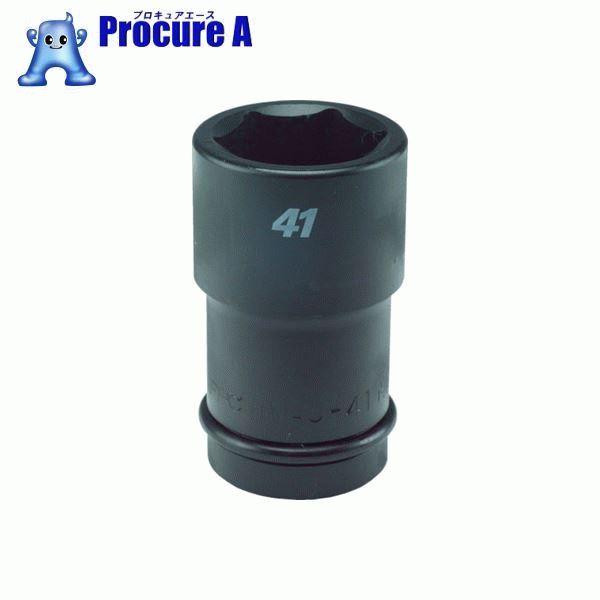 FPC インパクト ロングソケット差込角25.4mm対辺60mm2.3/8 1/1WAU-60 ▼769-5861 フラッシュツール(株)