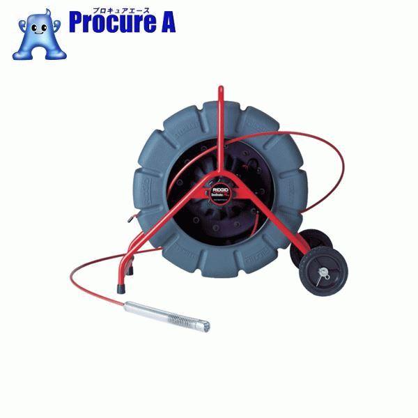 RIDGID シースネイクレギュラーカラー60Mリール KDR200 14053 ▼405-3699 Ridge Tool Company