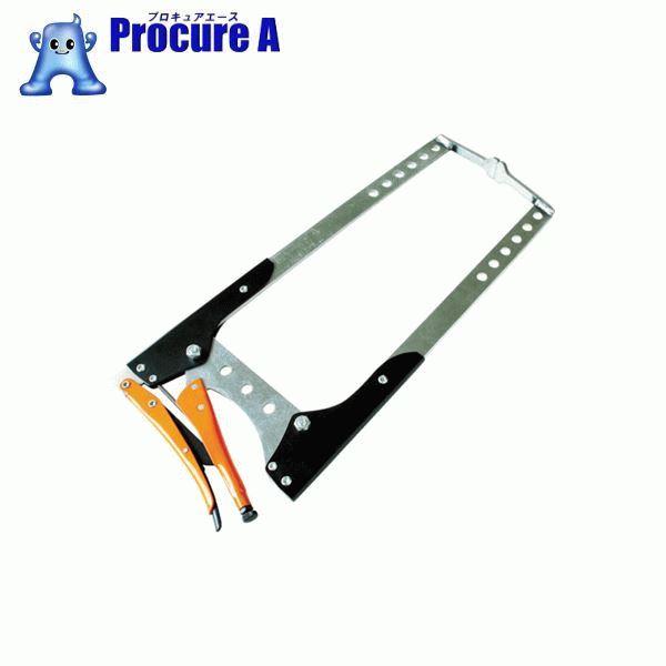 GRIP-ON アルミG型グリッププライヤー 985mm 144-40 ▼486-4450 GRIP-ON社
