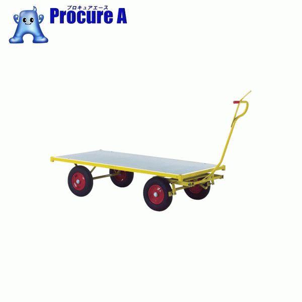 RAVENDO 大型重量運搬車 TW1500 穴ありハンドル 144004 ▼836-7727 RAVENDO社
