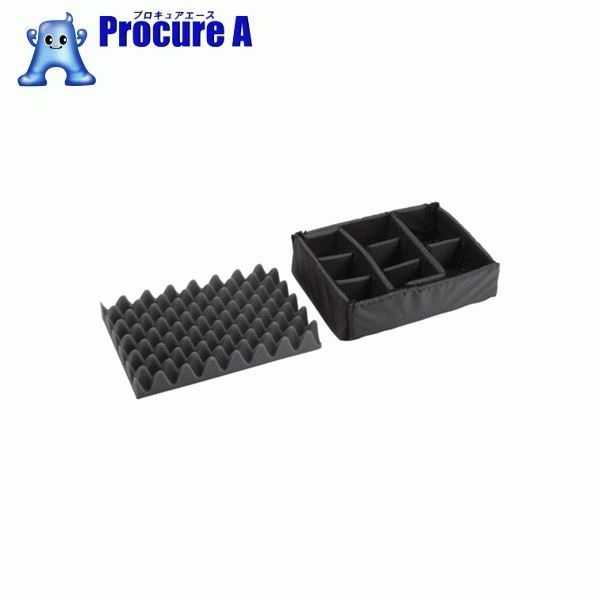 PELICAN 1500ケース 用ディバイダーセット 1500-PD ▼442-4808 PELICAN PRODUCTS社