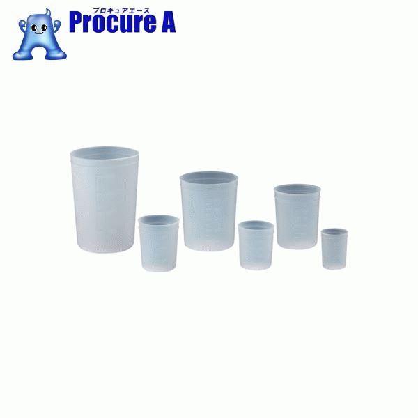 サンプラ ポリディスカップ 100ml  (1000個入) 1990 ▼557-5052 (株)サンプラテック