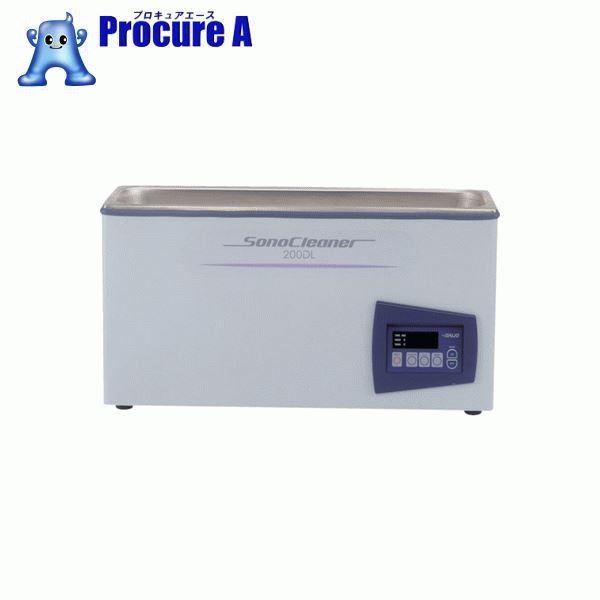 カイジョー 卓上型超音波洗浄機ソノクリー 200DL ▼457-5776 (株)カイジョー 【代引決済不可】