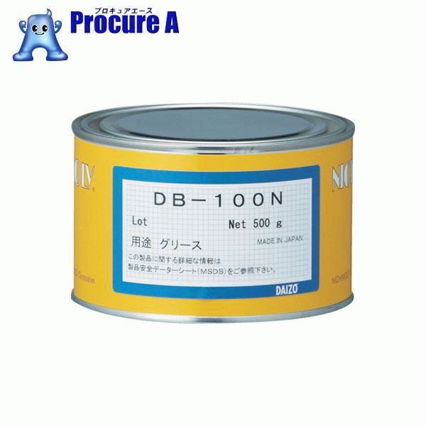 ニチモリ DBペースト100N 500g 3002713 6缶▼808-2230 (株)ダイゾー