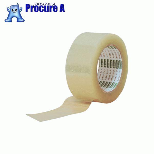オカモト OPPテープ 透明 クリア333-T 50巻293-0137[8869][APA] オカモト(株)粘着製品部 梱包用
