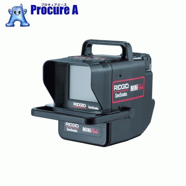 RIDGID ミニパックモニター 32668 ▼375-6696 Ridge Tool Company