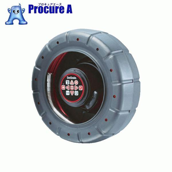 RIDGID シースネイクマイクロリールL100Cドラムのみ 35243 ▼495-0801 Ridge Tool Company