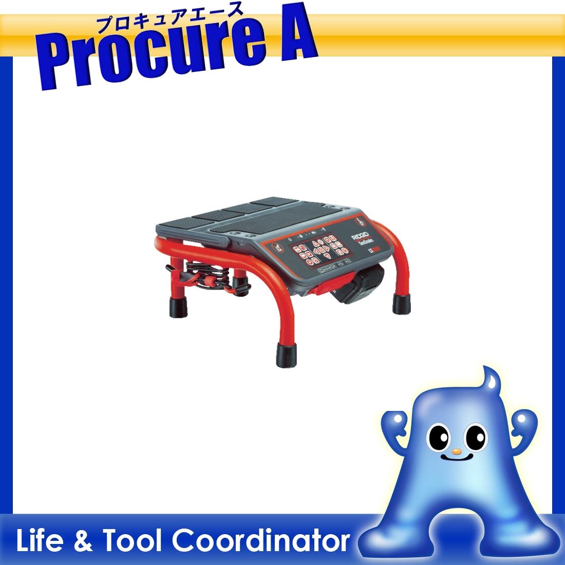 RIDGID ラップトップインターフェイスシステム LT1000M 36653 ▼495-0852 Ridge Tool Company