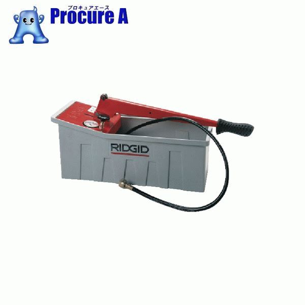 RIDGID テストポンプ 1450 50072 ▼495-5013 Ridge Tool Company