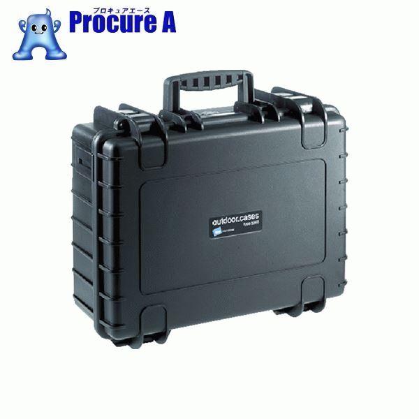 B&W プロテクタケース 5000 黒 フォーム 5000/B/SI ▼859-6132 B&W社
