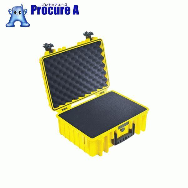 B&W プロテクタケース 5000 黄 フォーム 5000/Y/SI ▼859-6133 B&W社